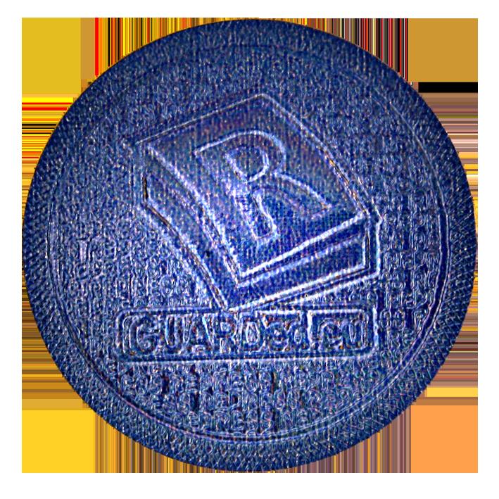 Aufkleber – Kreis ø30 mm
