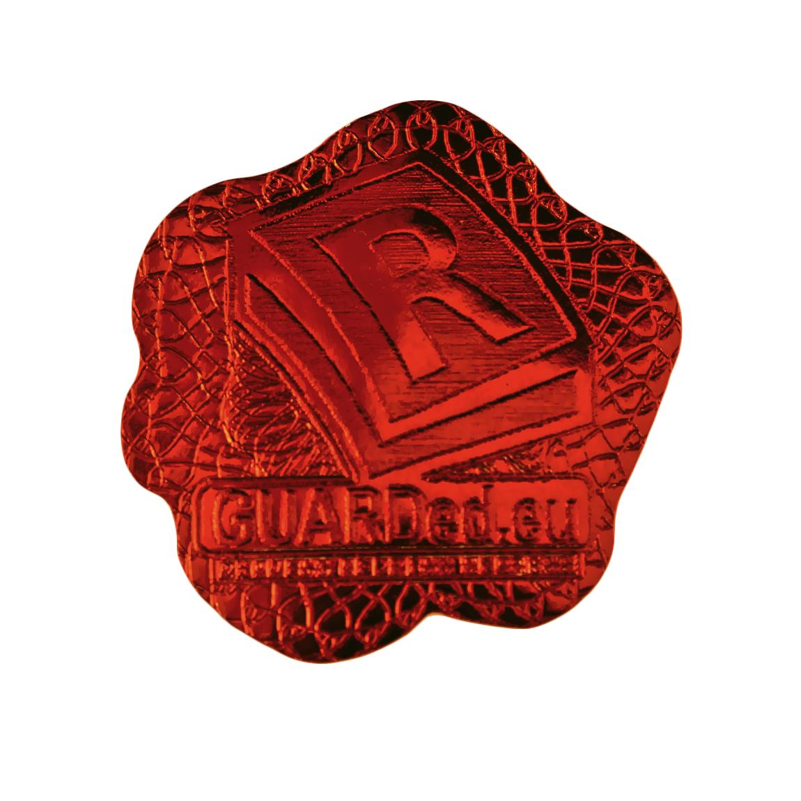 Aufkleber – Siegel ø35 mm